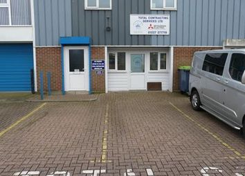 Thumbnail Serviced office to let in First Floor Rear Office, Unit 123, John Wilson Business Park, Harvey Drive, Whitstable, Kent