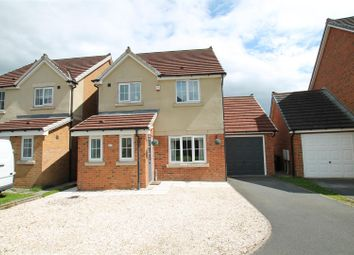Thumbnail 3 bed detached house for sale in Weavers Croft, Crook