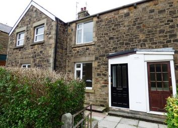Thumbnail 2 bed terraced house for sale in Park Road, New Mills, High Peak, Derbyshire