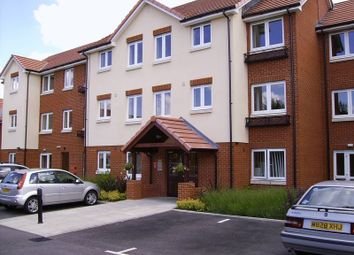 Thumbnail 1 bed flat for sale in Aragon Court, Benfleet