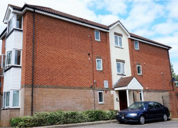 Thumbnail 1 bed flat for sale in Pinemartin Close, London