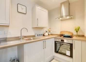 Thumbnail 1 bed flat for sale in Plot 17, Victoria Views, Plymouth