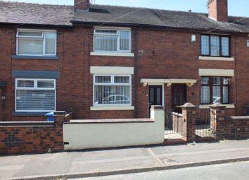 Thumbnail 2 bed town house for sale in Bowden Street, Burslem, Stoke-On-Trent