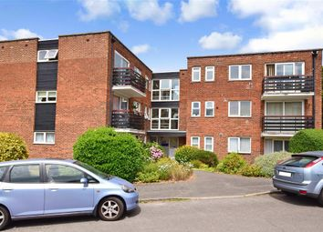 Thumbnail 2 bed flat for sale in Parkmore Close, Woodford Green, Essex