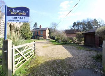 Thumbnail 3 bed country house for sale in The Derry, Crick, Northampton
