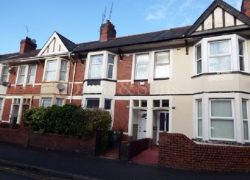 Thumbnail 4 bedroom terraced house to rent in Chepstow Road, Newport