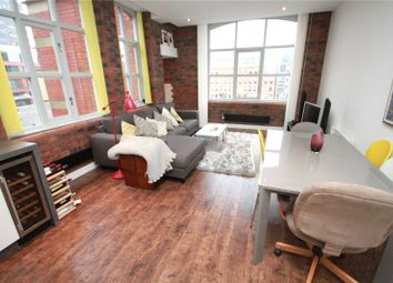 Thumbnail 2 bed flat for sale in Paragon Mill, Cotton Street, Manchester, Greater Manchester