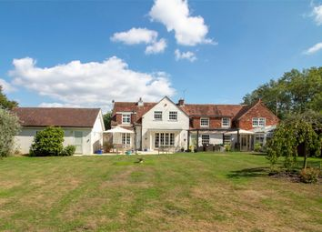 Thumbnail 5 bed detached house for sale in Dares Lane, Ewshot, Farnham