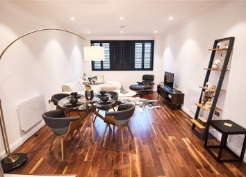 Thumbnail 2 bed flat for sale in Mercers Road, London