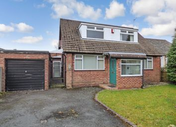 Thumbnail 3 bed bungalow for sale in Coniston Road, High Lane, Stockport