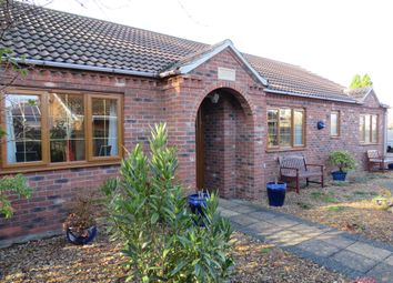 Thumbnail 3 bed detached bungalow for sale in Church Lane, Donington, Spalding
