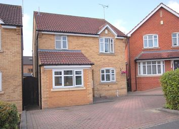Thumbnail 3 bed detached house for sale in Orton Way, Belper