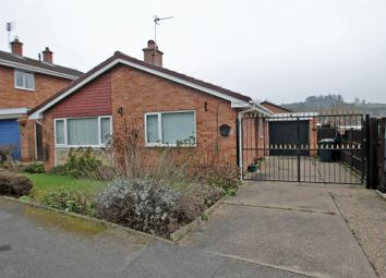 Thumbnail 3 bed detached bungalow for sale in Avon Road, Gedling, Nottingham
