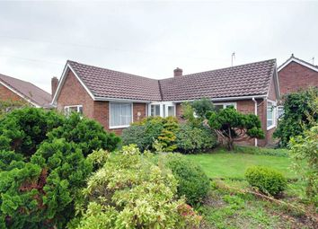 Thumbnail 2 bed detached bungalow for sale in Burnside Crescent, Sompting, Lancing