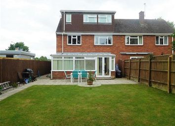 Thumbnail 4 bed semi-detached house for sale in Exeter Road, Topsham, Exeter