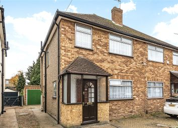 Thumbnail 3 bedroom semi-detached house for sale in Daleham Drive, Hillingdon, Middlesex