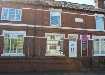 Thumbnail 2 bed terraced house for sale in Halfpenny Lane, Featherstone, Pontefract
