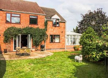 Thumbnail 4 bed end terrace house for sale in Westview, Somerby, Melton Mowbray