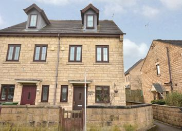 3 bed semi-detached house for sale in Violet Croft, Great North Road, Micklefield, Leeds, West Yorkshire LS25