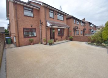 Thumbnail 5 bed detached house for sale in Devonshire Close, Heywood