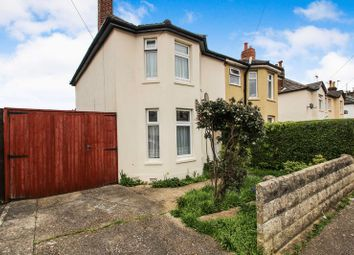 Thumbnail 2 bedroom semi-detached house for sale in Stewart Road, Bournemouth