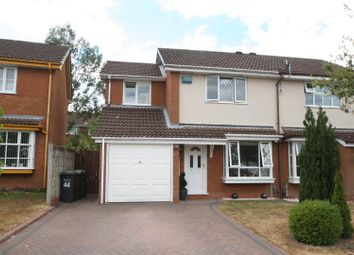 3 bed semi-detached house for sale in Shelsley Way, Solihull B91