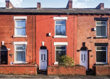 Thumbnail 2 bed end terrace house for sale in Fields New Road, Oldham