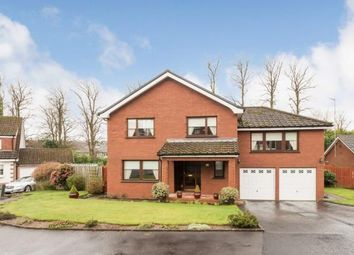 Thumbnail 4 bedroom detached house for sale in Stanely Road, Paisley, Renfrewshire