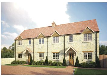 Thumbnail 2 bed detached house for sale in Old Brickyard Close, Lavendon, Olney