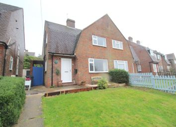 Thumbnail 3 bed semi-detached house for sale in Tedder Terrace, Hastings