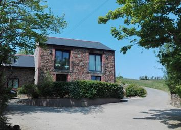 Thumbnail 4 bed semi-detached house for sale in Parc Erissey Industrial Estate, New Portreath Road, Redruth