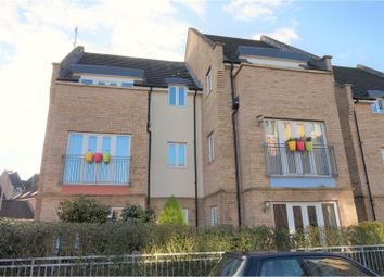 Thumbnail 3 bedroom flat for sale in Flawn Way, St. Neots