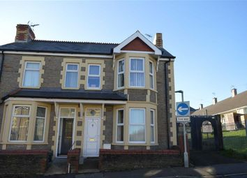 Thumbnail 4 bed end terrace house for sale in Wilfred Street, Barry
