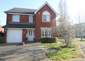 Thumbnail 4 bed detached house for sale in Amber Lane, Ilford