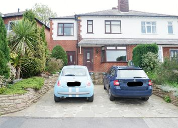 Thumbnail 3 bed semi-detached house to rent in Waterhouse Avenue, Bollington, Cheshire SK105Jp
