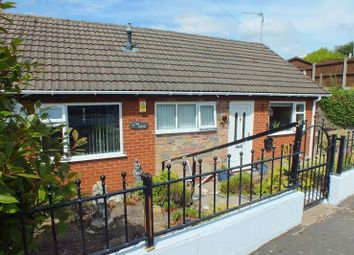 Thumbnail 2 bed semi-detached bungalow for sale in Unicorn Place, Tunstall, Stoke-On-Trent
