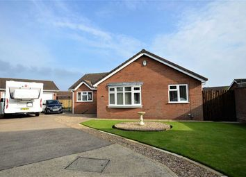 Thumbnail 3 bed bungalow for sale in Gloria Way, Great Coates, Grimsby
