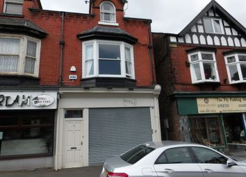Thumbnail 3 bed flat to rent in Shaw Road, Heaton Moor, Stockport