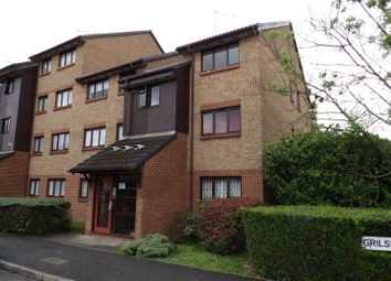 Thumbnail 1 bed flat for sale in Grilse Close, London