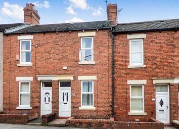 Thumbnail 2 bed terraced house for sale in 13 Crummock Street, Carlisle, Cumbria