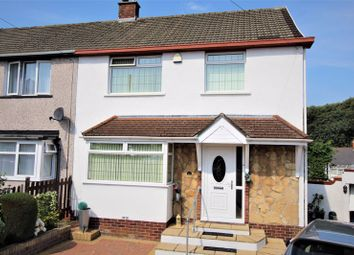 3 bed semi-detached house for sale in Brundall Crescent, The Sanctuary, Cardiff CF5