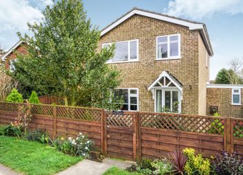 Thumbnail 3 bed detached house for sale in High Road, Spalding