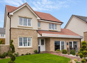 Thumbnail 4 bed detached house for sale in Off Junction 4A, Whitburn