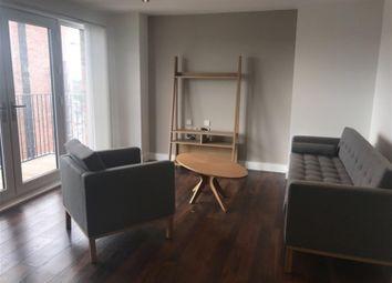 Thumbnail 2 bed flat to rent in Rivergate, Block A Wilburn Basin, Ordsall Lane