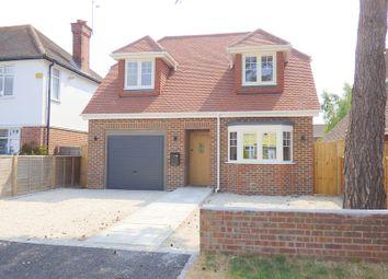 Thumbnail 3 bed detached house to rent in Park Drive, Rustington, Littlehampton