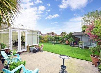 Thumbnail 3 bed detached bungalow for sale in Third Avenue, Bracklesham Bay, Chichester, West Sussex