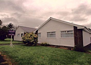 Thumbnail 3 bed detached bungalow for sale in Bryn Tyddyn, Criccieth