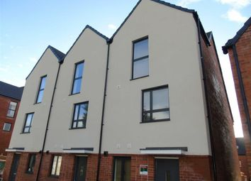 Thumbnail 3 bed town house for sale in Sir Harry Secombe Court, Swansea