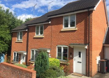 Thumbnail 2 bed terraced house to rent in Eveden Close, Whitwick, Coalville