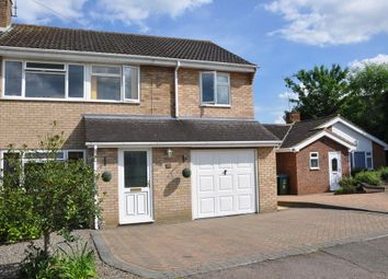 Thumbnail 4 bed semi-detached house for sale in Manor Park, Maids Moreton, Buckingham